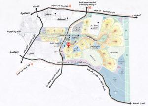 كابيتال هايتس العاصمة الإدارية الجديدة