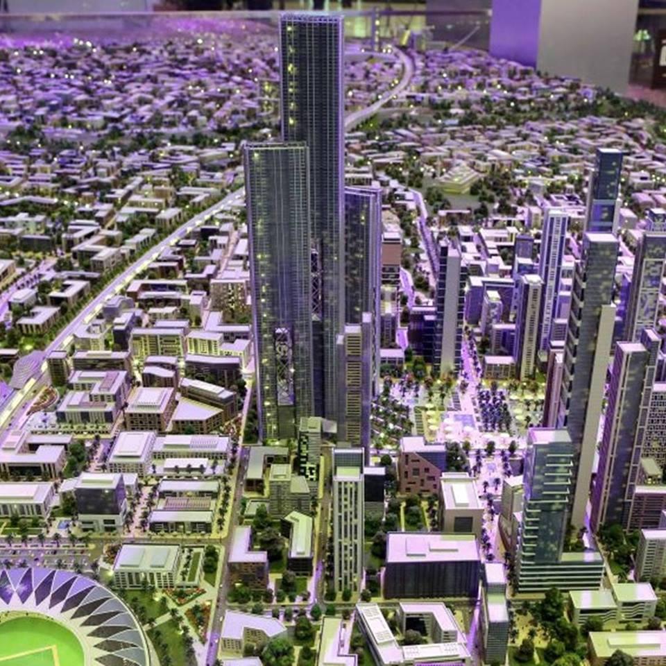 تيبا روز العاصمة الإدارية الجديدة