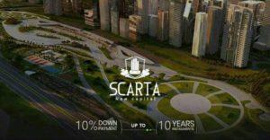 سكارتا العاصمة الإدارية الجديدة