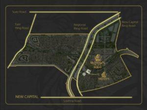 ميد تاون صولو العاصمة الإدارية الجديدة